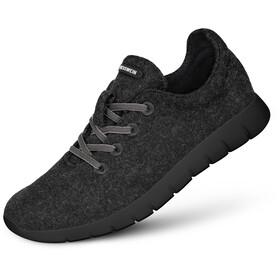 Giesswein Merino Runners - Calzado Mujer - negro